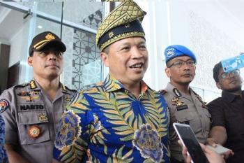 Polda Riau datangkan Tim Ahli & Alat Khusus