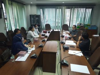 Pertanyakan SDM, Manajemen Alfamart Dicecar Komisi III DPRD Pekanbaru