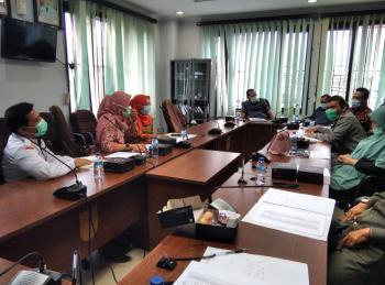 Komisi II Panggil Bapenda Pekanbaru Bahas Sektor Garapan PAD Tahun 2021