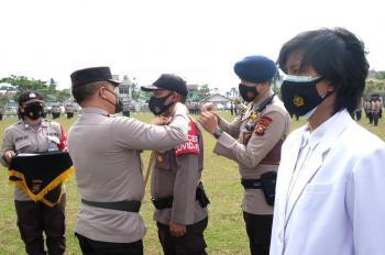 Polda Riau Mulai Kerahkan Personel Tracing Covid-19