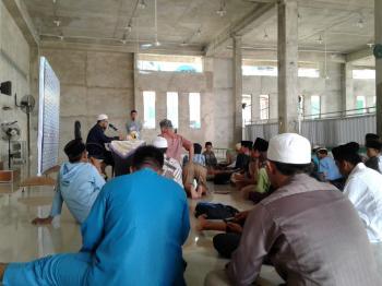 Ini cara Yayasan Alhasanah Perawang bentengi kenakalan remaja