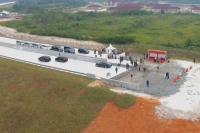Ganti Rugi lahan Jalan Tol Pekanbaru-Bangkinang mulai diproses