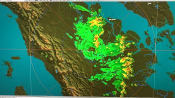 Diguyur Hujan Lebat, Titik Panas Riau Turun Drastis