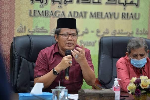 Milad LAMR ke-51, Datuk Seri Syahril bicara soal Pemberdayaan Ekonomi Masyarakat Adat