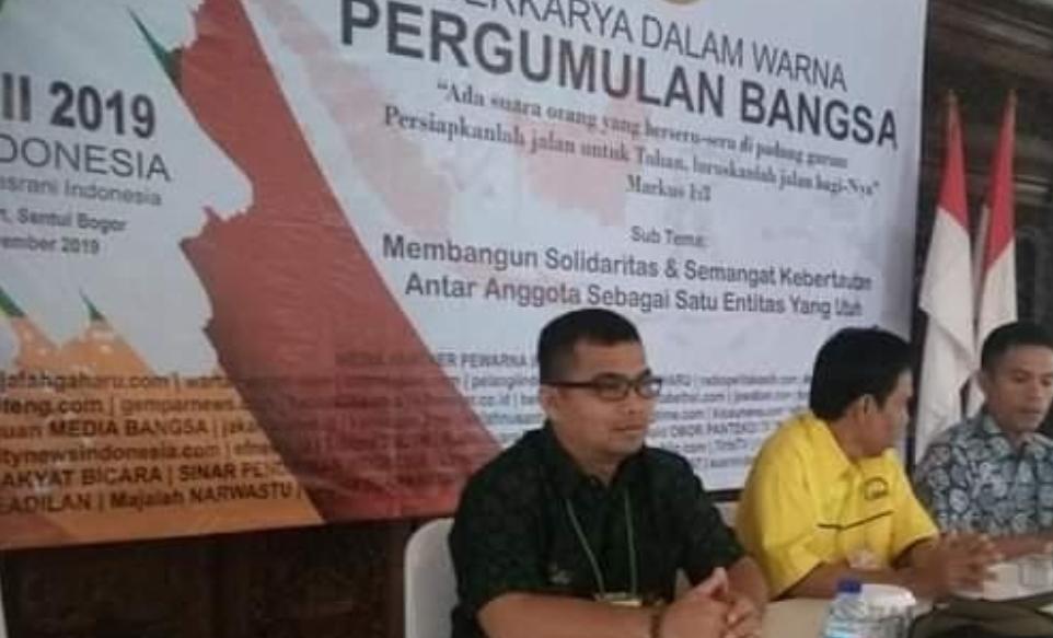 PEWARNA Indonesia desak Utusan PGI di FKUB Riau ditinjau Ulang
