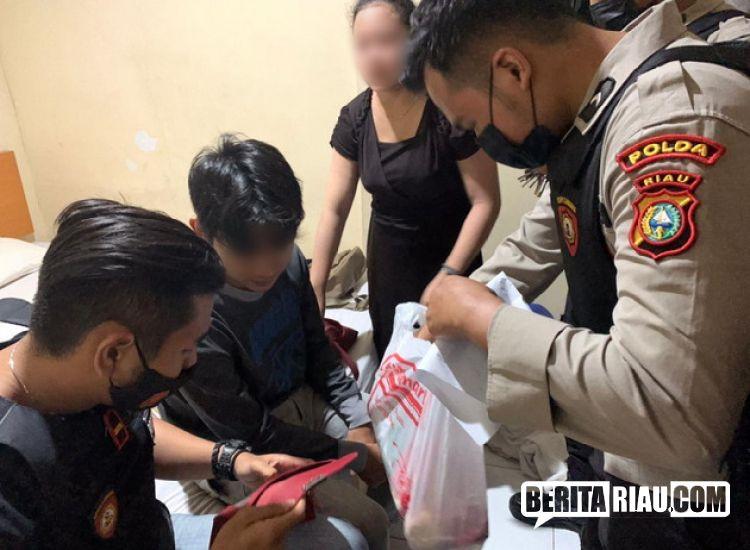 27 Pasangan Mesum Terjaring Razia Hotel Melati Pekanbaru