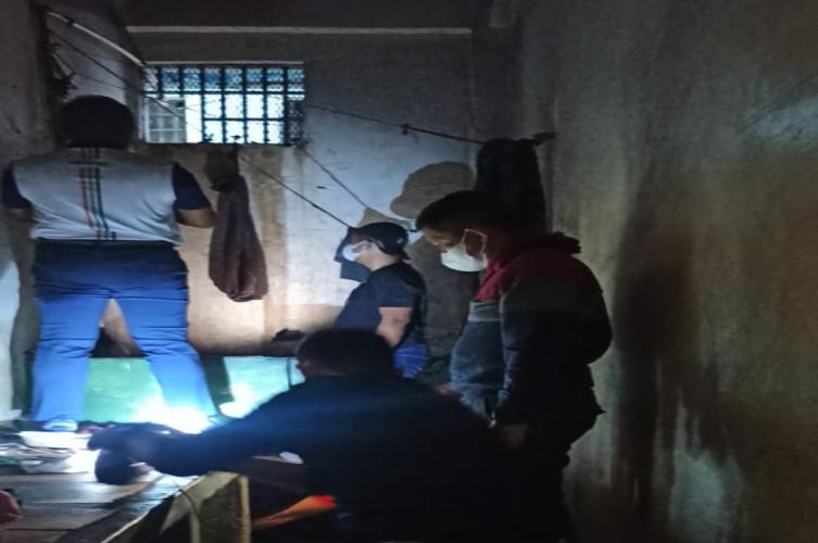 Jebol Ventilasi, Tiga Napi Gagal Kabur