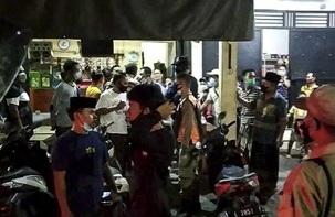 Patroli PPKM, Jokowi: Aparat jangan keras dan kasar!
