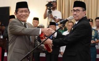 Mantan Sekdaprov Riau Divonis 3 Tahun