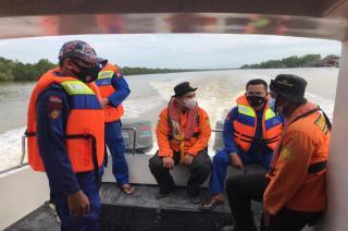 Nelayan Rohil Tenggelam Ditelan Sungai Nipah