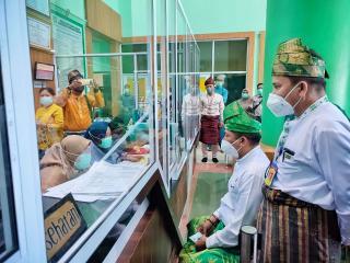 Tunjukkan KTP di Rumah Sakit, Warga Meranti Dapat Berobat Gratis