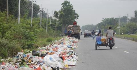 Warga Akan Gugat Walikota, DPRD dan DLHK ke PN Pekanbaru