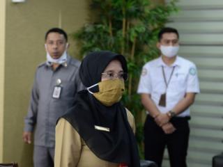 Total Keseluruhan Terjangkit Covid-19 di Riau 126.032 Orang