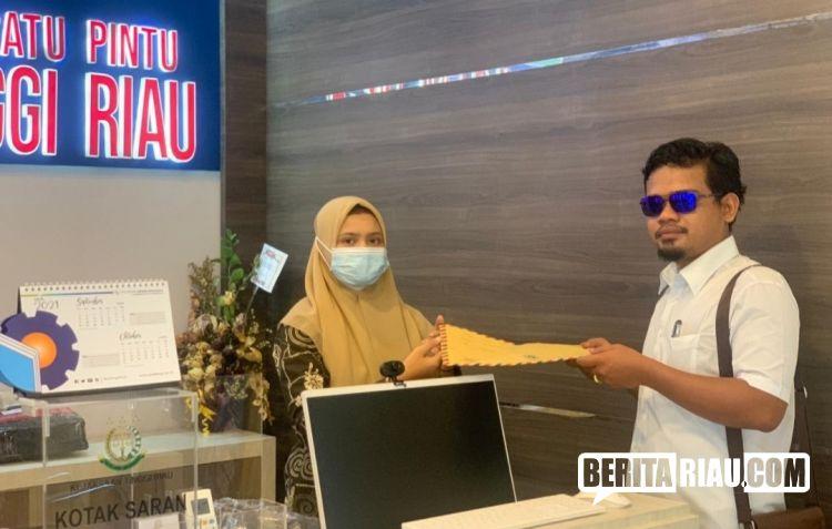Ormas Petir sebut Pemprov Riau Berkilah dan Tidak Jujur Soal Kebun PT Agro Abadi, Ini Katanya..