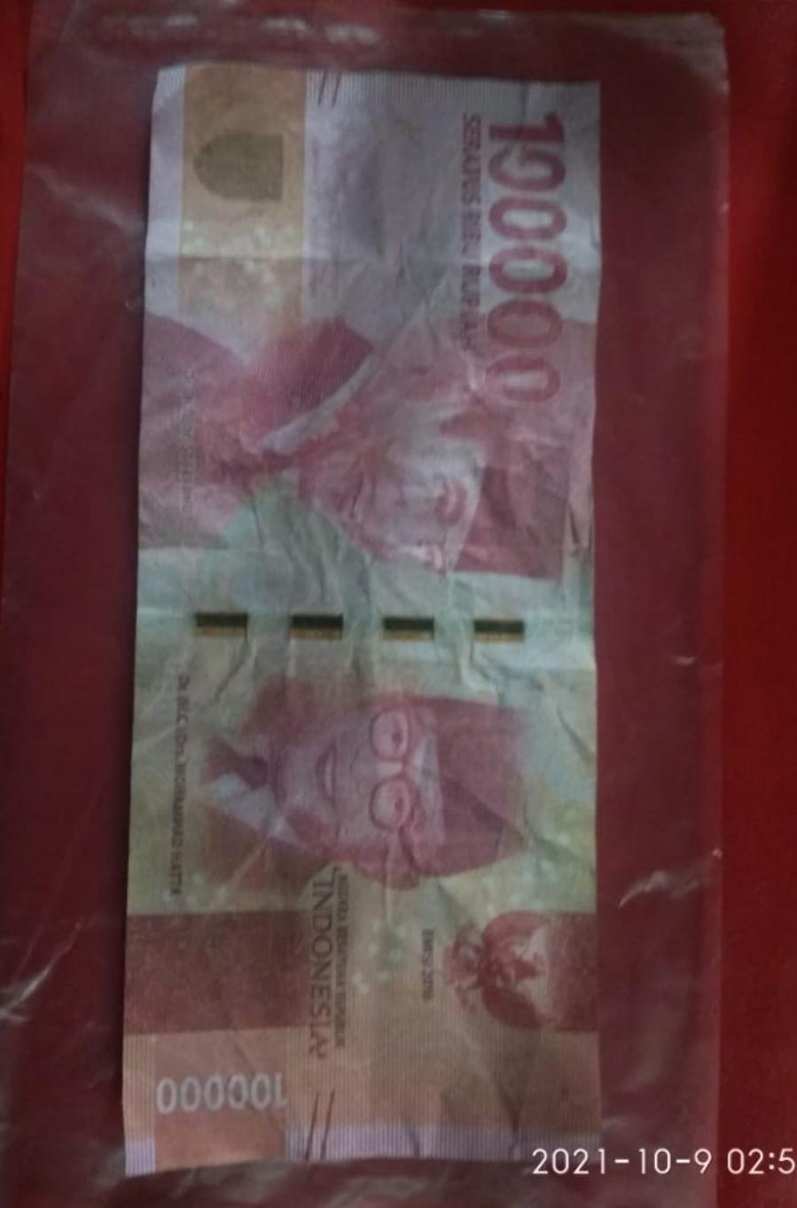 Polisi Telusuri Uang Palsu Digunakan Anak Kecil Beli Nasi Goreng