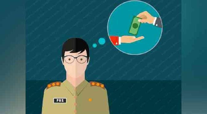 Sst! Oknum Pejabat Tinggi di Riau Diduga