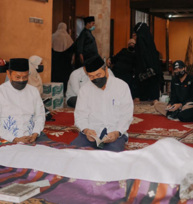 Almarhum Al-Azhar, Dimata Forkopimda Riau