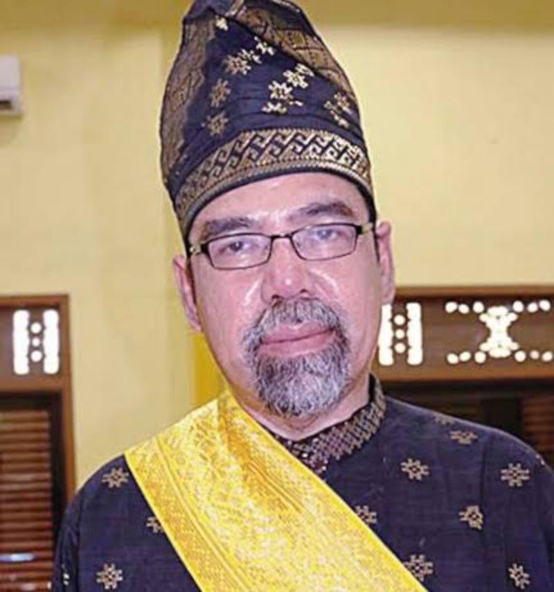 Datuk Al-Azhar Ketua MKA LAMRiau, Meninggal Dunia