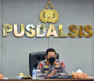 Kapolri Tegaskan Jangan Ragu Pecat dan Pidanakan Anggota Yang Melanggar!