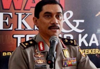 """Soal Hutan, Mabes Polri """"warning"""" para Bupati di Riau, Kabareskrim: Pemda Rohul Hati-hati !"""