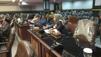 MoU KUA PPAS Tahun 2020 Dihujani Interupsi, Ida; Kami Tak Menerima Lampiran RKPD