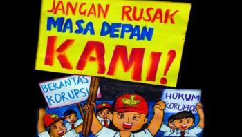 Rosmiyati, eks Kepala SMK 1 di Inhu Pake Dana Sekolah untuk Berobat