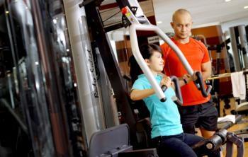 Ini Enaknya Olahraga di Gym dan Fitness Centre Hotel Pangeran Pekanbaru