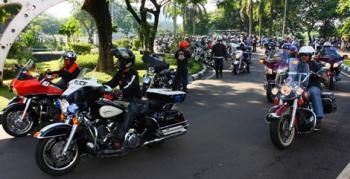 """""""Sumatera Bike Week 2014"""" Hadirkan Andra & The Backbone ke Pekanbaru"""