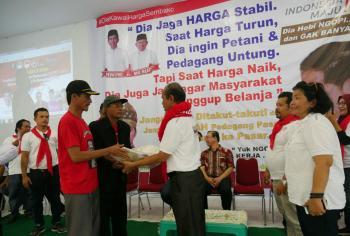 Kampanye door to door, Relawan Jokowi-Maruf dibekali narasi anti Fitnah