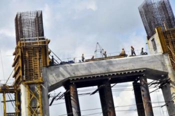 Gimana Nih..Habis 455 Milyar, Jembatan Siak IV Pekanbaru Tak Selesai dari 2009