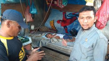 Alami Penyakit Cerebral Palsy, Ayunda Butuh Tempat Layak di Pekanbaru