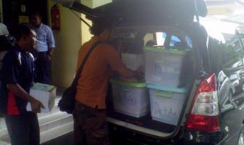 Mabes Polri Gelandang 3 Mafia Penjual BBM Ilegal ke Pekanbaru