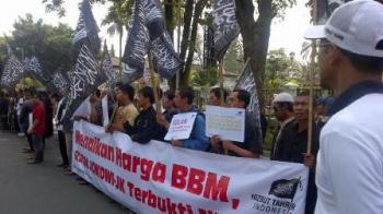 Hizbut Tahrir Riau serukan Tolak kenaikan BBM