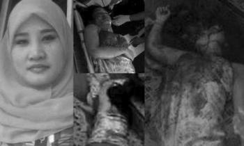Pelalawan Geger, Gadis Penjual Bandrek Dibunuh di Kamar Kos