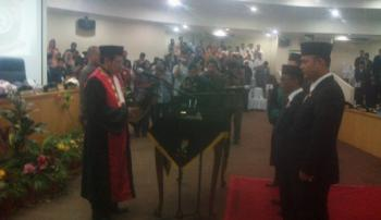 Surat Amin Rais Gagalkan Zulfan Azmi Pimpin DPRD Kampar