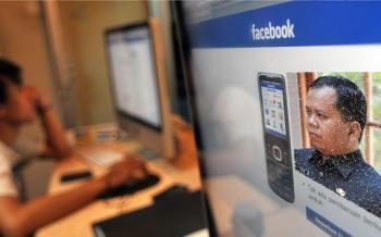 "Di Bully di Facebook, Bupati Kep Meranti Irwan Nasir ""Cuek"""